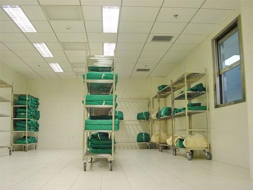 空气净化工程:垦利县人民医院供应室